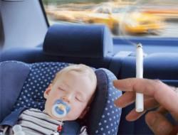 Pasif içicilikten ölenlerin üçte biri çocuk