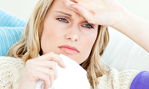 Gribin tedavisi ilaçta değil dengeli beslenmekte