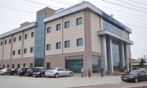 İnegöl'de ilk özel hastane açıldı