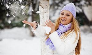 Karda kışta cildi korumak için önemli 17 madde