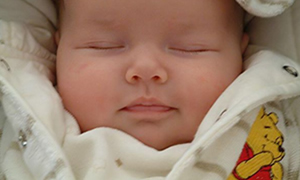 Rusya'da 7,2 kilogram ağırlığında dev bebek dünyaya geldi