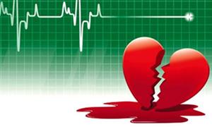 Hastanedeki kalp krizi anı güvenlik kamerasında