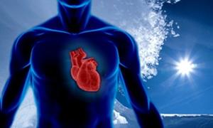 Soğuk havalar kalp krizini tetikliyor