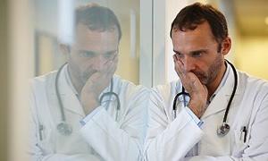 Hekimler tam sayfa ilanla özlük haklarında düzenleme istedi