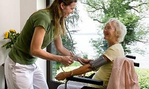 Sağlık hizmetlerinin sosyal boyutu; Evde sağlık hizmetleri uygulaması