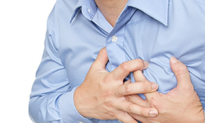 Kalp krizinde en kritik saat