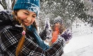 Bu günlerde 'kar körlüğü'ne dikkat edin!