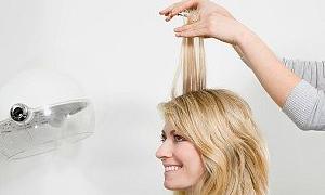 En çok radyasyon saç kurutma makinesi ve ütüde