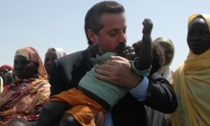 Türkiye, Darfur'da hastane açıyor