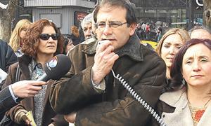 Sağlık çalışanları ve tıp öğrencileri, bugün Ankara'da