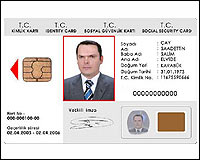 Akıllı kart projesi için pilot uygulama Bolu'da başladı