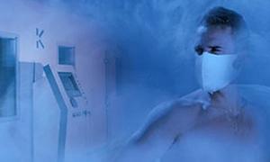 Soğuk sauna zayıflatıyor, gençleştiriyor