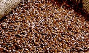 Omega 3 için keten tohumu
