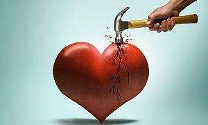 Kırık kalbi böyle onardılar!