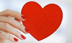Kalp yaşınızın genç kalması için aşık olun!