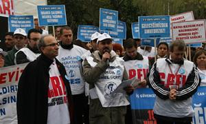 Sağlık çalışanları iki günlük iş bırakma eylemini başlattı. Peki grevdeki çalışanların talepleri ne?