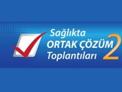 Sağlıkta ortak çözüm toplantıları Antalya'da yapılıyor