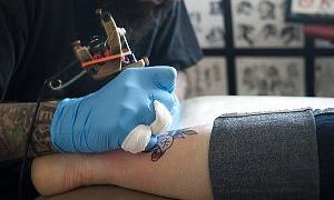 Hamileyken kalıcı dövme yaptırmayın