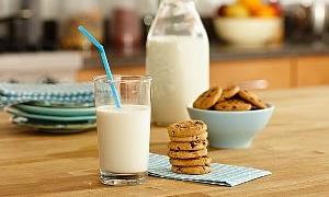Süt alerjisine kekle çözüm