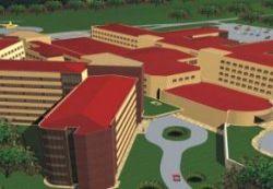 5 yıldızlı otel konforundaki hastaneyi Başbakan açacak