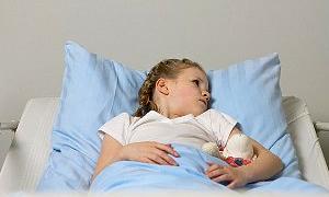 Çocukta karın ağrısını önemseyin