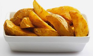 Patates şekerli içeceklerden daha çok kilo yapıyor