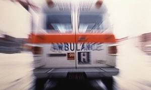 Ambulanslar kayıtta
