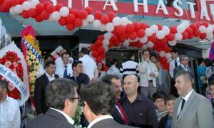 Antalya Özel Akdeniz Şifa Hastanesi hizmete açıldı