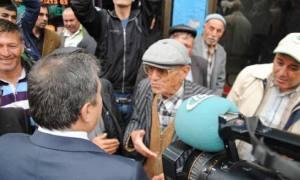 Bakan Eroğlu, SGK kuyruğuna kızdı