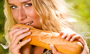 Enerjimizi ekmekten alıyoruz
