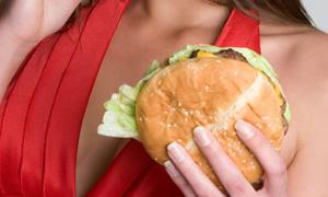 Bu hamburger 250 bin Sterlin çünkü...