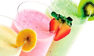 Sağlıklı hayat için meyve suyu için