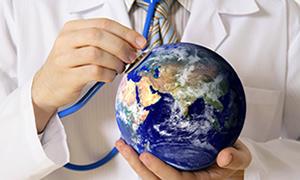 'Genç Davos' global sağlığı tartıştı