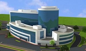 Türkiye'nin en modern hastanelerinden biri bahçelievler'de yükseliyor