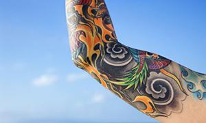 Geçici dövme kalıcı zarar!