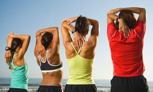 Egzersizle ağrılara elveda!