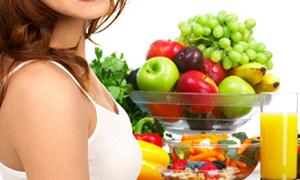 Vitaminin en iyisi meyve ve sebzelerden alınandır