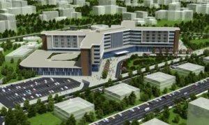 Odaları mezarlığa baktığı için 560 yataklı hastane yapılamıyor!