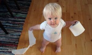 '18 aylıkken' tuvalet eğitimine başlanabilir