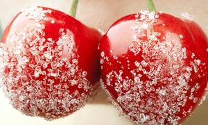 Meyve şenliği başladı!