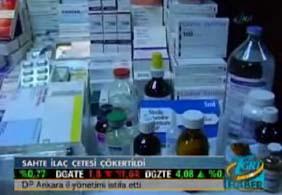 Sahte ilaç çetesinin kilit ismi Azeri doktor!
