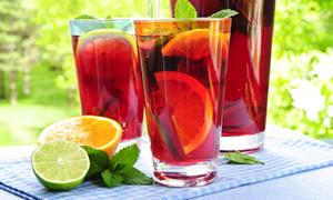 Sağlıklı soğuk içecekler!