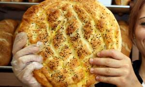 """""""Ekmeği elinizle değil gözünüzle seçin"""""""