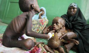 Doktorlar bayramda Somali'de
