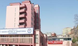 42 yıllık 'Taksim ilkyardım' yıkılıyor