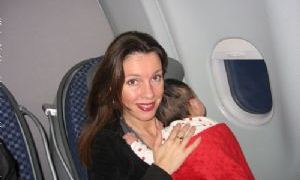 Bebeğinizle uçak yolcuğu yapmak sizi endişelendiriyor mu?