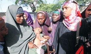 Somali'de 'tıp'lı bir mohikan