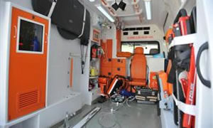 Obez ambulansları artık 81 ilde / Video