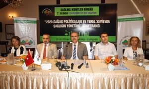 Sağlıklı Kentler'in geleceği Eskişehir'de konuşulacak