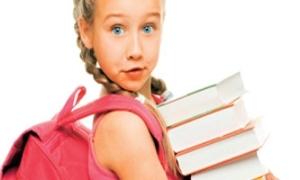 Okul çantalarına dikkat!